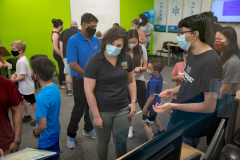 May 22, 2021 - Senator Cappelletti was honored to join Code Ninja in East Norriton for their grand opening in May 2021. Code Ninja provides kids with the opportunity to learn coding at a young age to build a foundation in computer sciences for their future. Welcome to District Seventeen!
