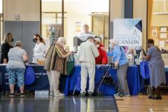 October 6, 2021: Senator  Cappelletti hosts first annual Senior Fair.