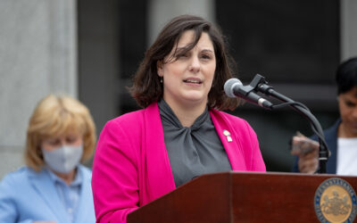 Legislators Reaffirm their Commitment to Protecting Access to Abortion Hosted by PA Women's Health Caucus