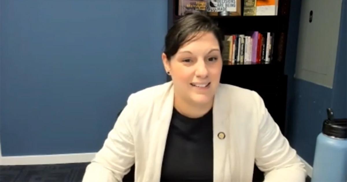 Senator Amanda Cappelletti